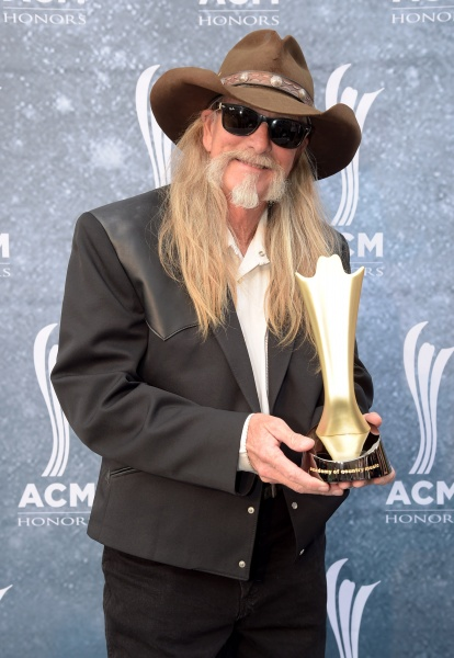 Dean Dillon at the ACM Awards