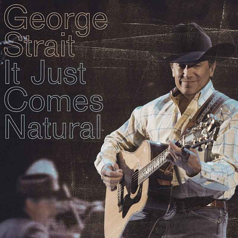 George Strait with Dean Dillon
