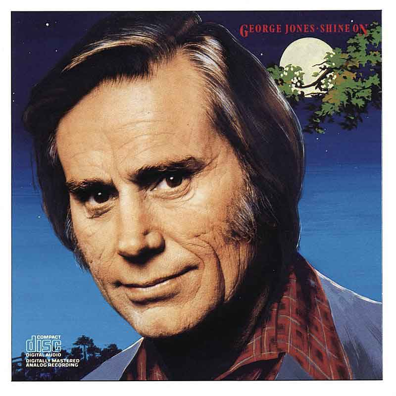 George Jones with Dean Dillon