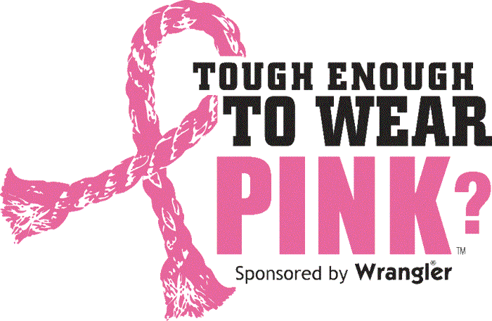 Tough Enough To Wear Pink