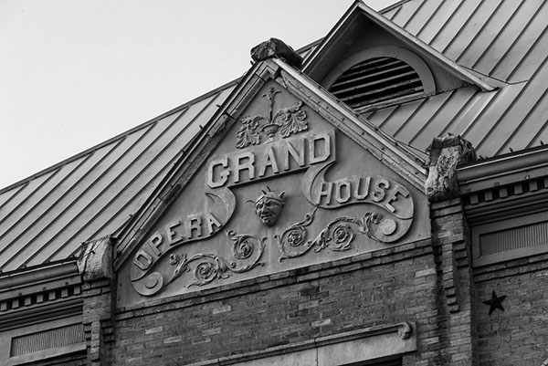 Grand Opera House Uvalde TX